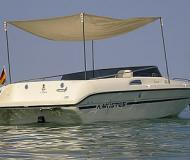 Motorboat Venere 23.4 for rent in Bardolino