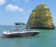 Motoryacht X23 Yachtcharter in Lagos