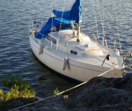 Sailing yacht Albin Viggen for rent in Svinninge