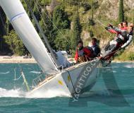 Asso 99 Segelboot Charter Italien