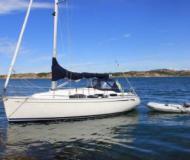 Segelyacht Bavaria 30 Cruiser chartern in Gothenburg
