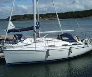 Segelyacht Bavaria 30 Cruiser Yachtcharter in Lidingö