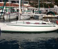 Yacht Bavaria 30 Cruiser for hire in Port d Aiguadolc