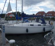 Bavaria 30 Cruiser Sailboat for rent Greifswald