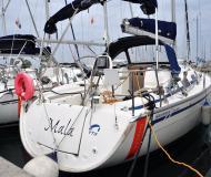 Segelboot Bavaria 31 Cruiser Yachtcharter in Marina Izola