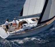 Bavaria 31 Cruiser Segelyacht Charter Breege