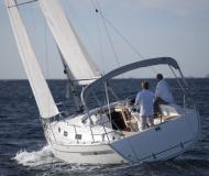 Yacht Bavaria 32 Cruiser Yachtcharter in Marina Lauterbach