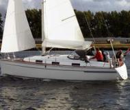 Bavaria 32 Cruiser Sailboat for rent Rostock