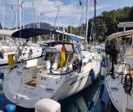 Sailing boat Bavaria 33 Cruiser for hire in Port Goecek Marina