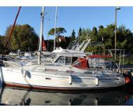 Segelboot Bavaria 34 Cruiser Yachtcharter in Marina Zadar