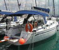 Sailing yacht Bavaria 34 Cruiser for rent in Trogir