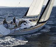 Sailing yacht Bavaria 34 Cruiser for rent in Dubrovnik Marina
