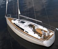 Sail boat Bavaria 34 Cruiser available for charter in Marina Tankerkomerc