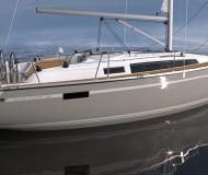 Segelyacht Bavaria 34 Cruiser Yachtcharter in Marina Kastela