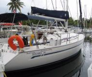Sailing yacht Bavaria 36 for hire in Clifton