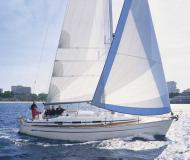 Segelboot Bavaria 36 Yachtcharter in Clifton Harbour