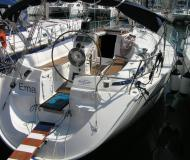 Sail boat Bavaria 36 available for charter in Trogir