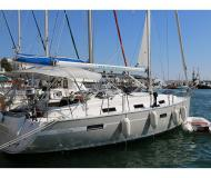 Sail boat Bavaria 36 Cruiser for charter in Port of Skopelos