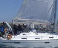 Sailing yacht Bavaria 36 Cruiser available for charter in Alcantara Marina