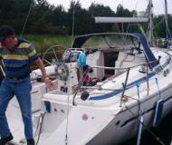Segelyacht Bavaria 37 chartern in Vanersborg Marina