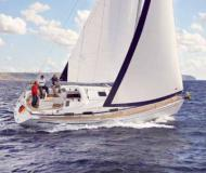 Sail boat Bavaria 37 available for charter in Agia Effimia Harbour