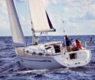 Bavaria 37 Cruiser Segelyacht Charter Alghero