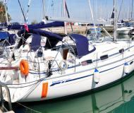 Segelyacht Bavaria 37 Cruiser Yachtcharter in Marina Izola