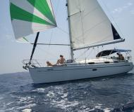 Sail boat Bavaria 37 Cruiser for rent in Trogir