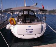 Yacht Bavaria 37 Cruiser available for charter in Selimiye