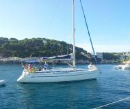 Bavaria 38 Segelyacht Charter Mahon