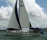 Sail boat Bavaria 38 Cruiser for hire in Yacht Haven Marina Phuket