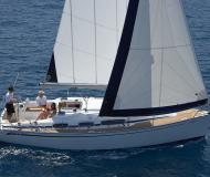 Sailing yacht Bavaria 39 Cruiser for rent in Pula