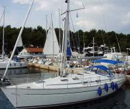 Sailing yacht Bavaria 40 for rent in Vrsar