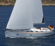 Sailing yacht Bavaria 40 Cruiser available for charter in Agropoli
