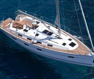 Sailing yacht Bavaria 40 Cruiser available for charter in Bocca di Magra