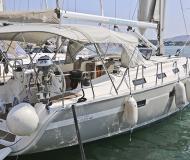 Yacht Bavaria 40 Cruiser Yachtcharter in Hafen von Skopelos