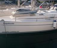 Sailing yacht Bavaria 41 for hire in Pula