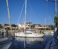 Yacht Bavaria 41 Cruiser for rent in Marina di Portorosa
