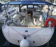 Segelboot Bavaria 41 Cruiser Yachtcharter in Marina Preveza