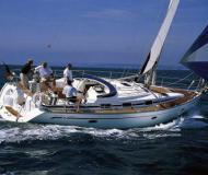 Sailing yacht Bavaria 42 for rent in Marina di Punta Ala
