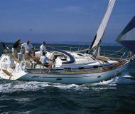 Sail boat Bavaria 42 for charter in Gashaga Marina