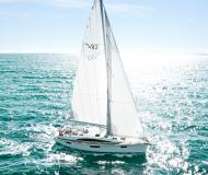 Sailing boat Bavaria 42 Vision for rent in Port Pile