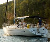 Sailing yacht Bavaria 44 for rent in Split