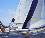 Sailing yacht Bavaria 44 available for charter in Saltsjoe Duvnaes