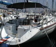Segelboot Bavaria 44 Yachtcharter in Primosten