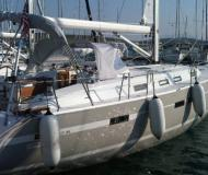 Sail boat Bavaria 45 for hire in Castries