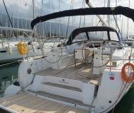 Sailing yacht Bavaria 45 for charter in Port of the Clock