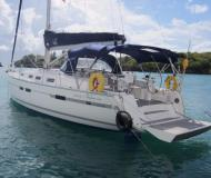 Sailing yacht Bavaria 45 Cruiser for rent in Marigot Bay Marina