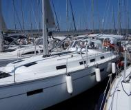 Sailing yacht Bavaria 45 Cruiser for hire in Marina Veruda