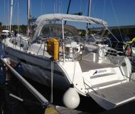 Sailing yacht Bavaria 45 Cruiser for rent in Saltsjoe Duvnaes
